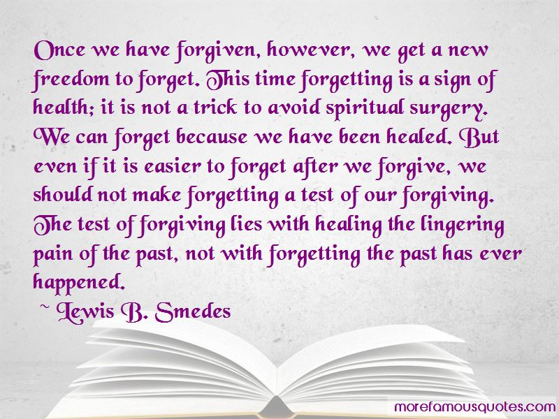 Forgiving The Past Quotes Pictures 2