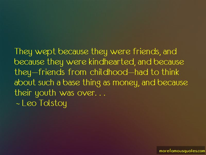Quotes About Friends Childhood