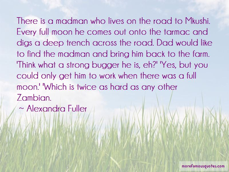 Quotes About Full Moon