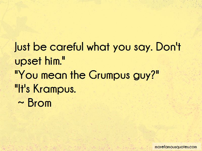 Quotes About Krampus