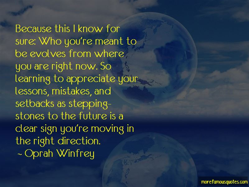 Quotes About Learning From Your Mistakes And Moving On Top 3