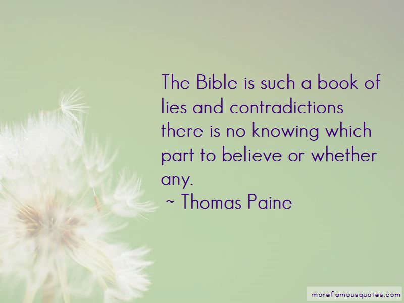 Lies In The Bible Quotes Pictures 3
