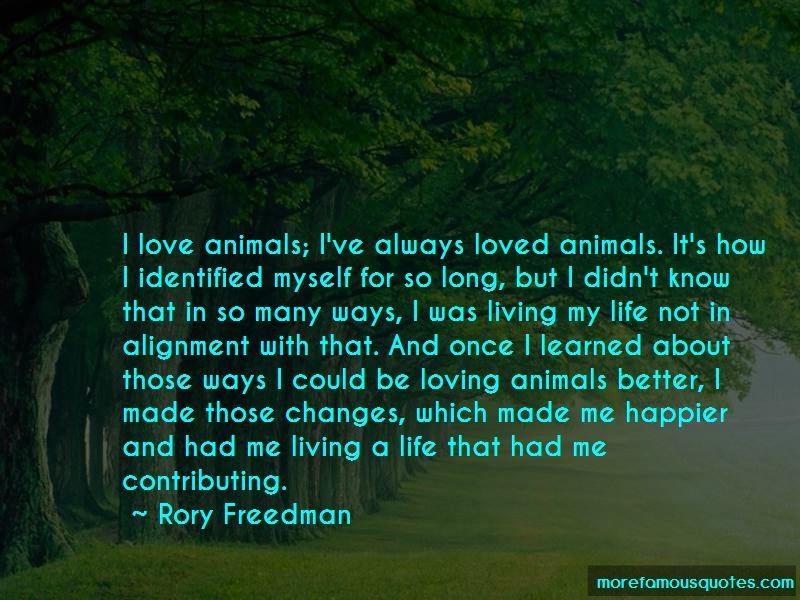 Loving Animals Quotes Pictures 4