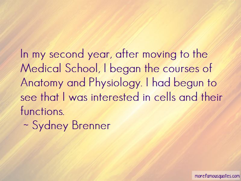 Quotes About Medical Courses
