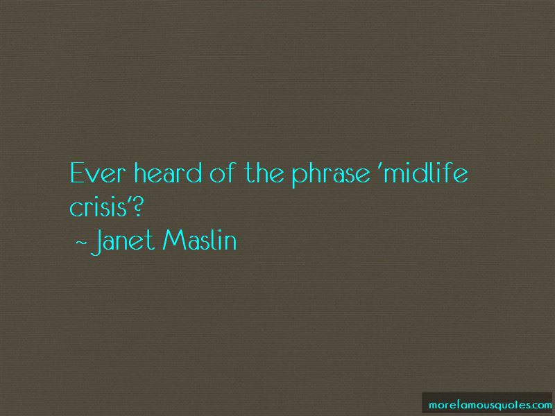 Midlife Crisis Quotes Pictures 3