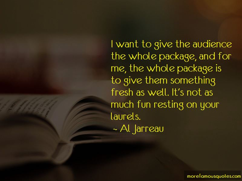 Not Resting On Your Laurels Quotes Pictures 2