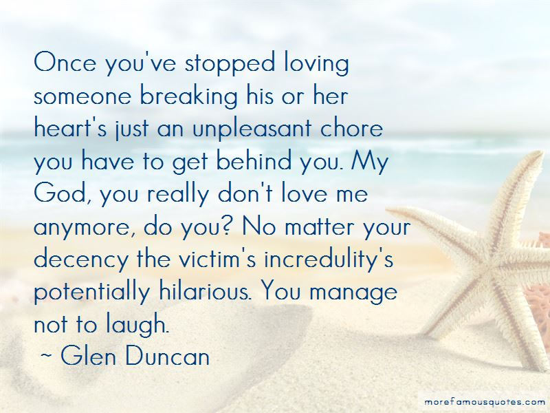 Quotes About Once Loving Someone