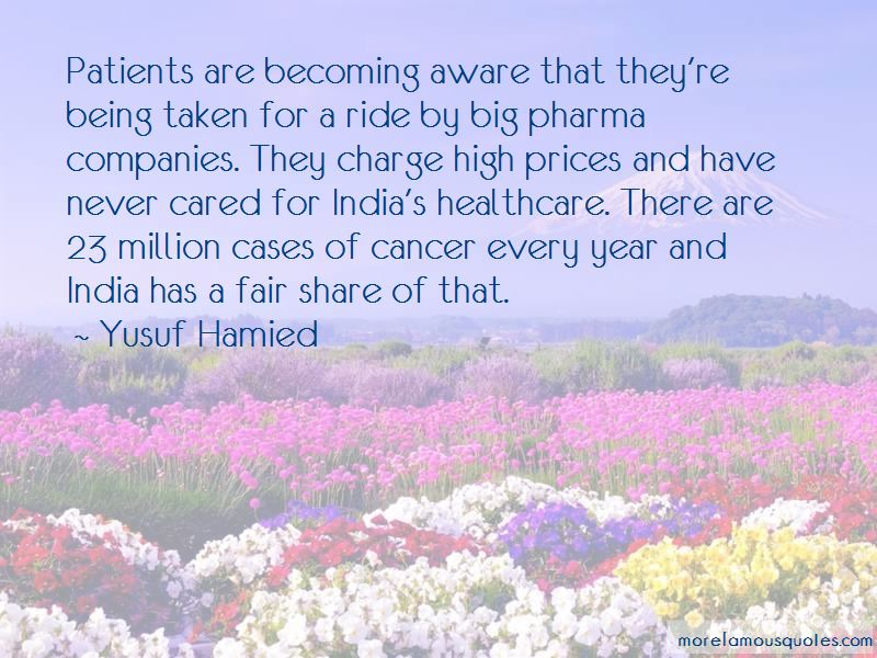 Quotes About Pharma