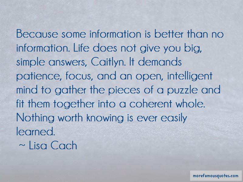 Pieces Of A Puzzle Quotes Pictures 2