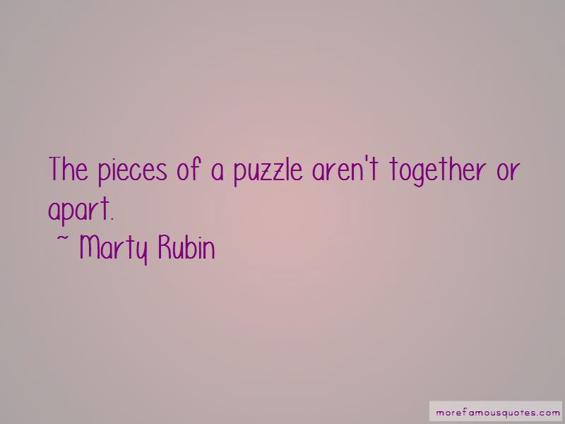 Pieces Of A Puzzle Quotes Pictures 4