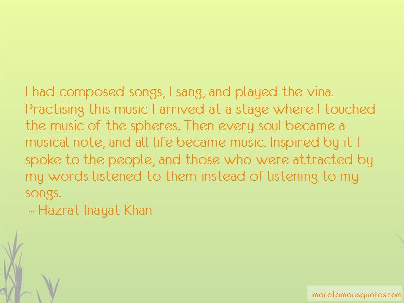 Practising Music Quotes Pictures 3