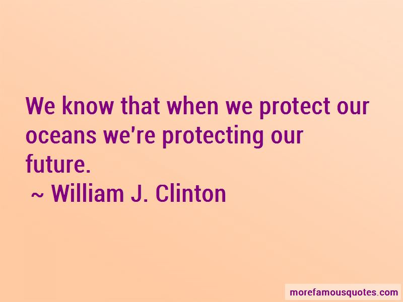 Protecting Our Oceans Quotes Pictures 2