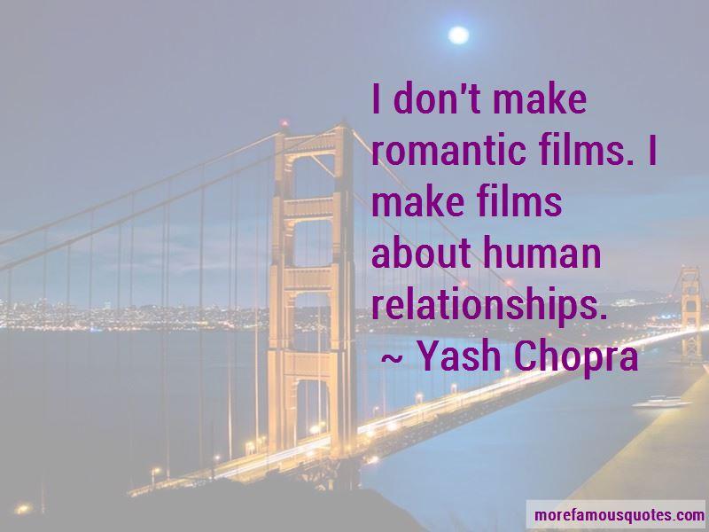 Quotes About Romantic Films