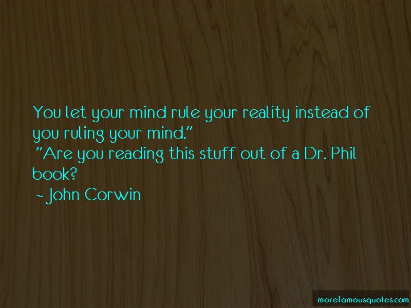 Quotes About Ruling Your Mind