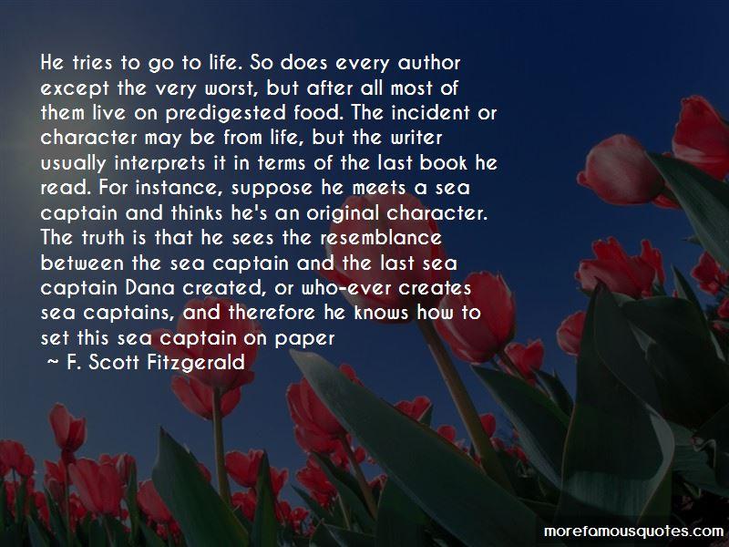 Quotes About Sea Captains