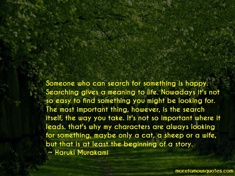 Searching For The Meaning Of Life Quotes Pictures 2