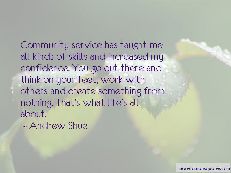 Service To Your Community Quotes Pictures 2