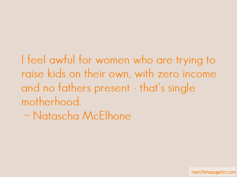 Quotes About Single Motherhood