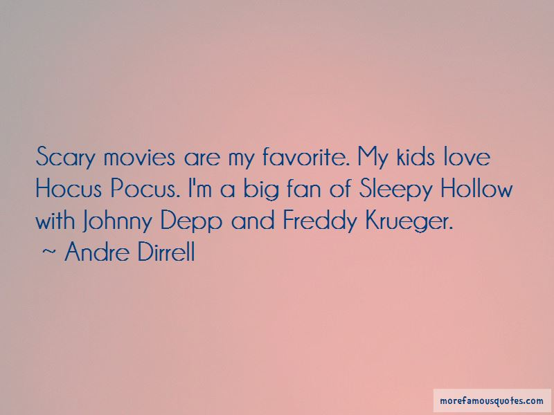 Quotes About Sleepy Hollow