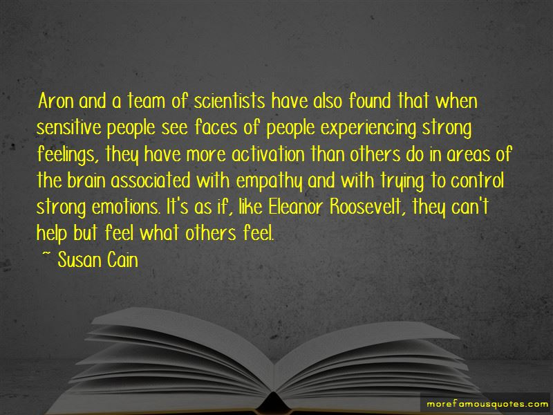 Quotes About Strong Emotions