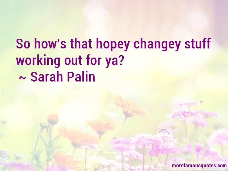 Quotes About Stuff Working Out