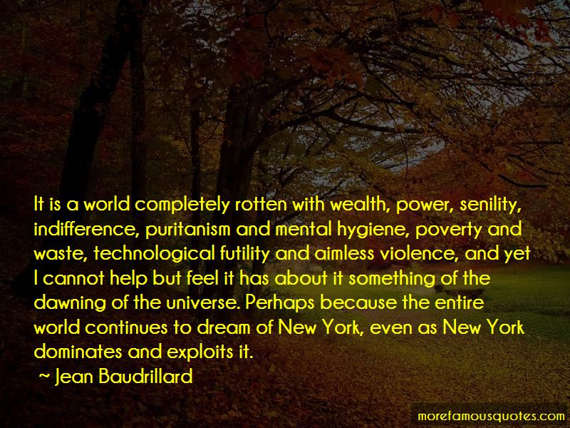 Quotes About The Futility Of Violence