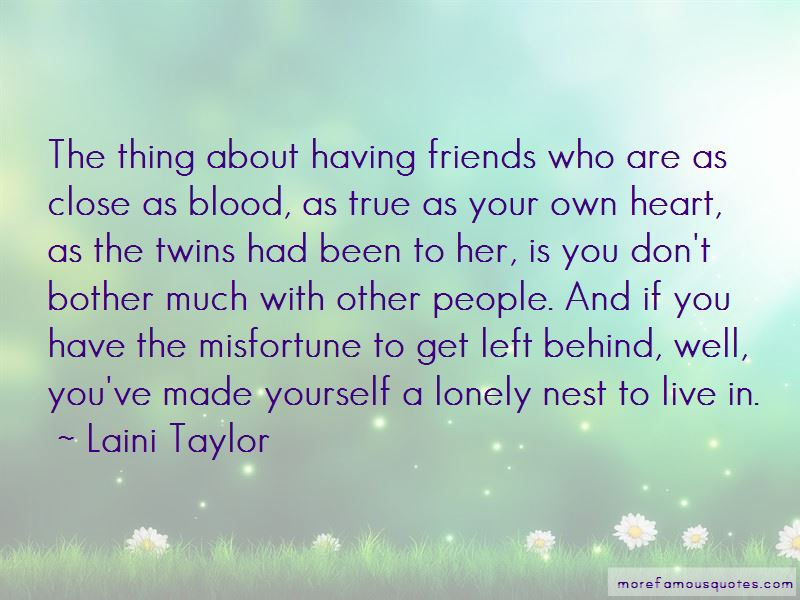 Yourself And Friends Quotes Pictures 3