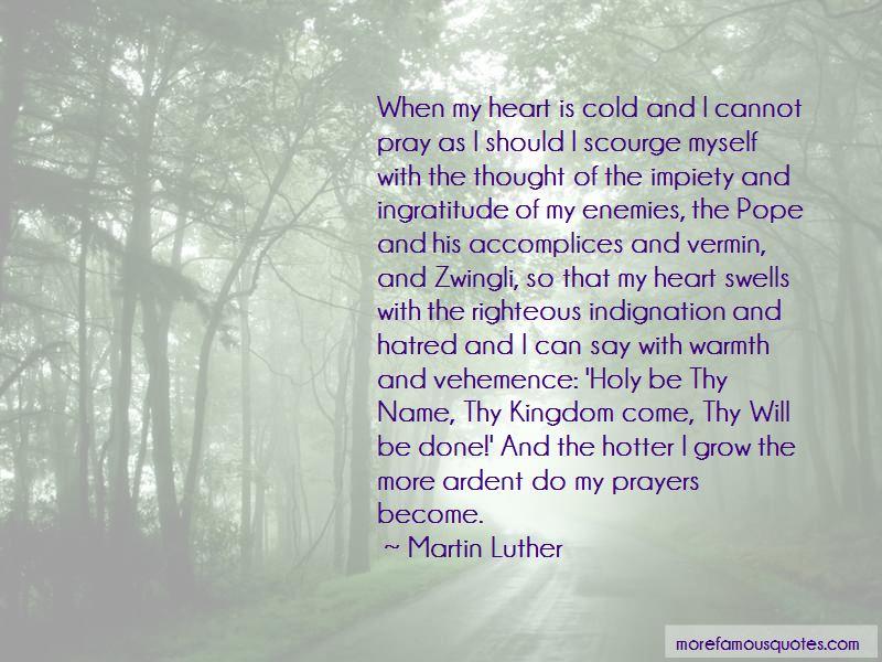 Righteous Indignation Quotes
