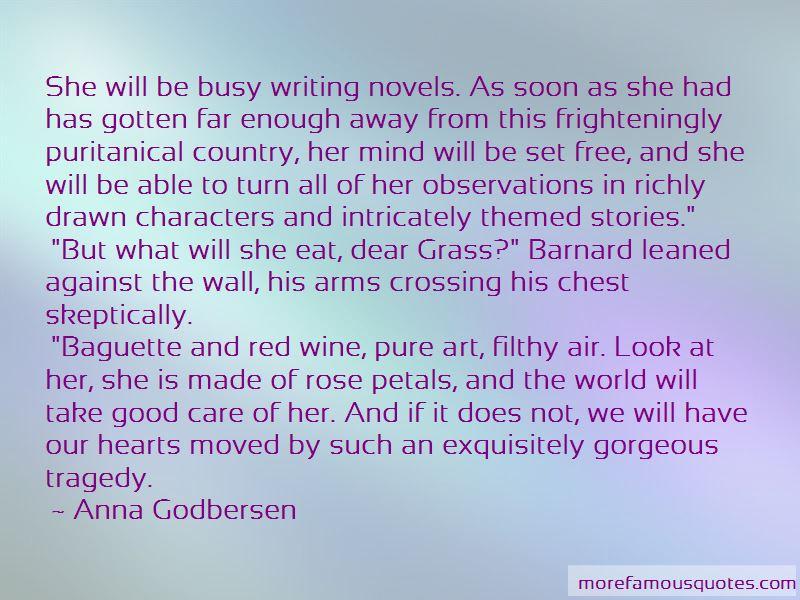 Rose Art Quotes