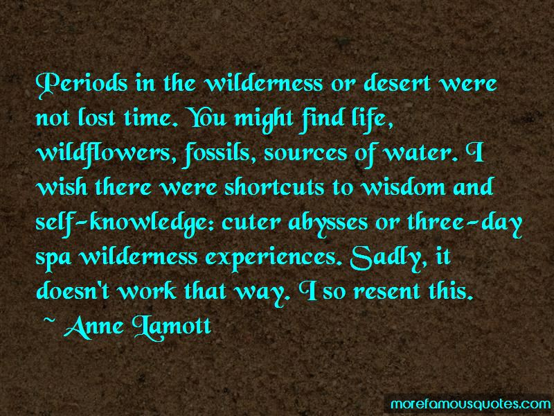 Sources Of Water Quotes