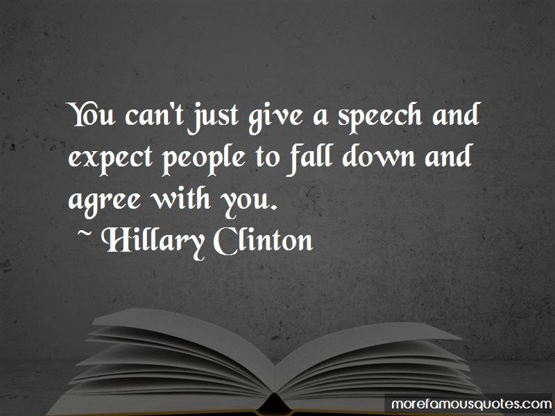 Speech And Quotes