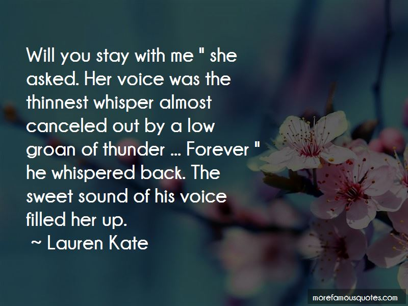 Stay Forever With You Quotes Pictures 2