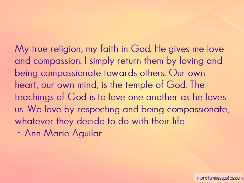 True Love Faith Quotes Top 47 Quotes About True Love Faith From