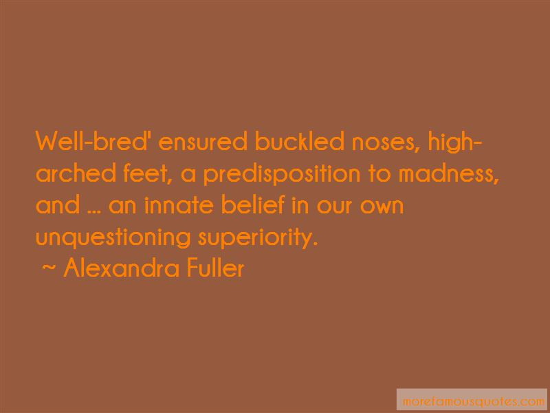 Well Bred Quotes Pictures 4