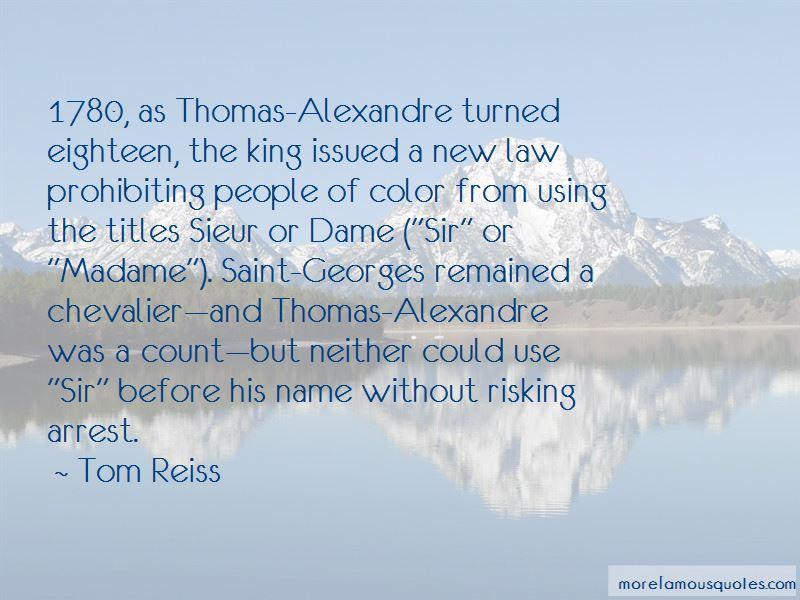 Alexandre Quotes