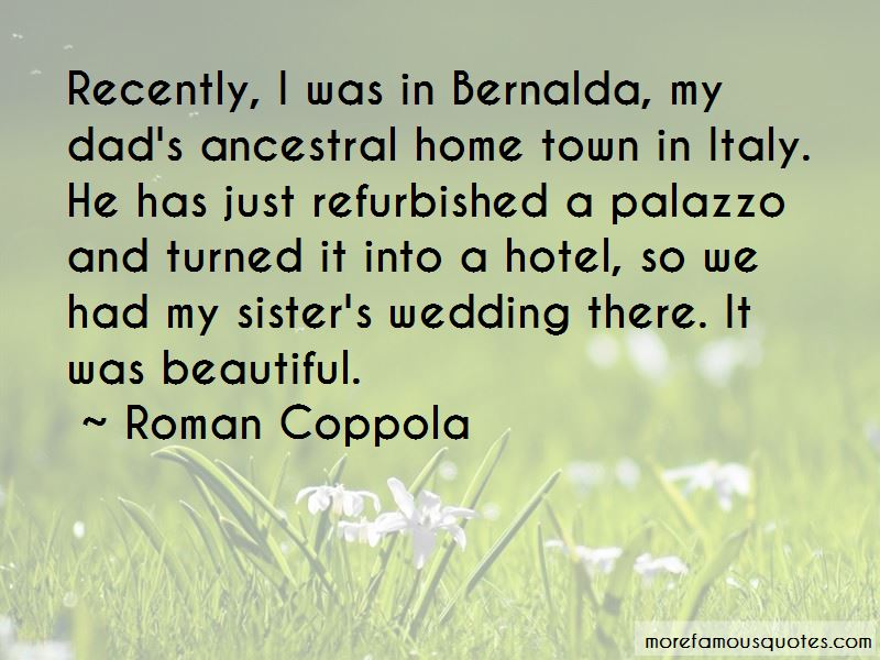 Ancestral Home Quotes Pictures 2