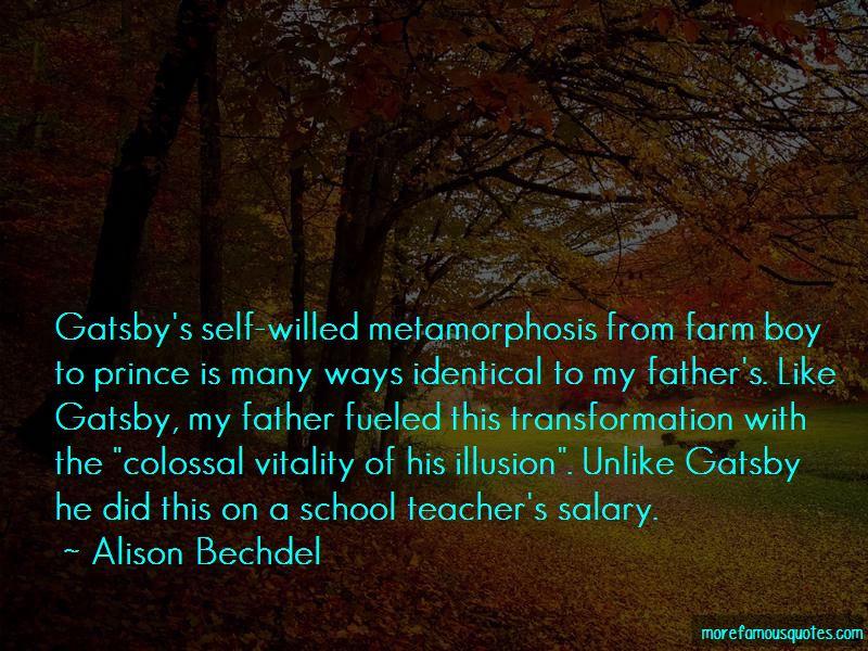 Gatsby Illusion Quotes