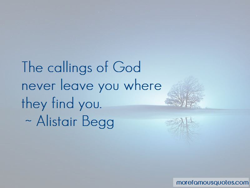 God Never Leave You Quotes