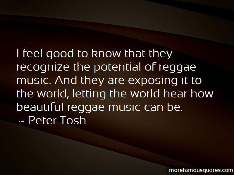 Good Reggae Quotes