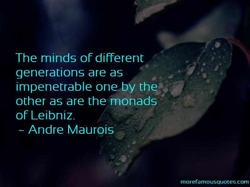Gw Leibniz Quotes