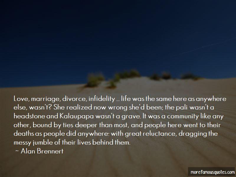 Infidelity Love Quotes