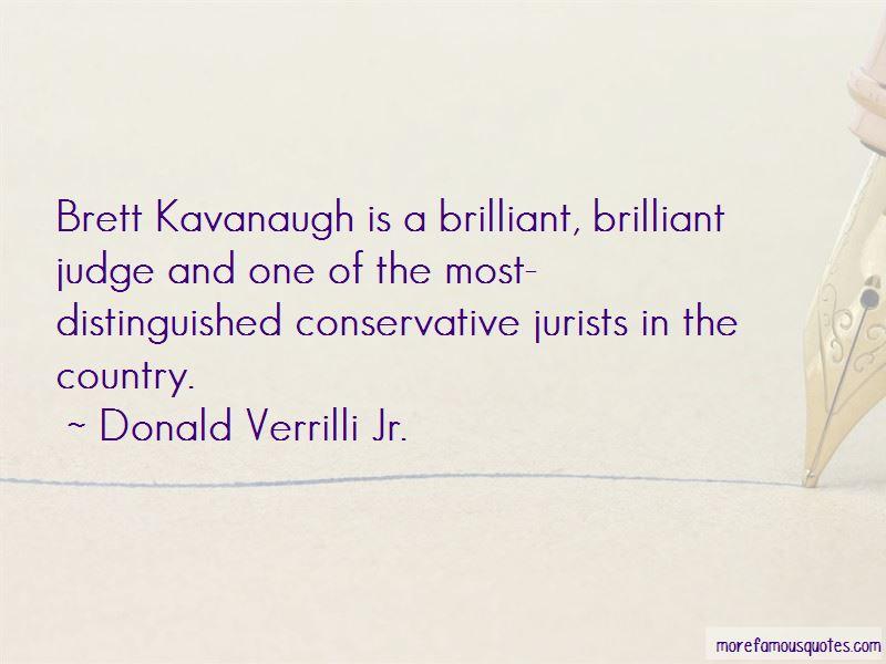 Kavanaugh Quotes