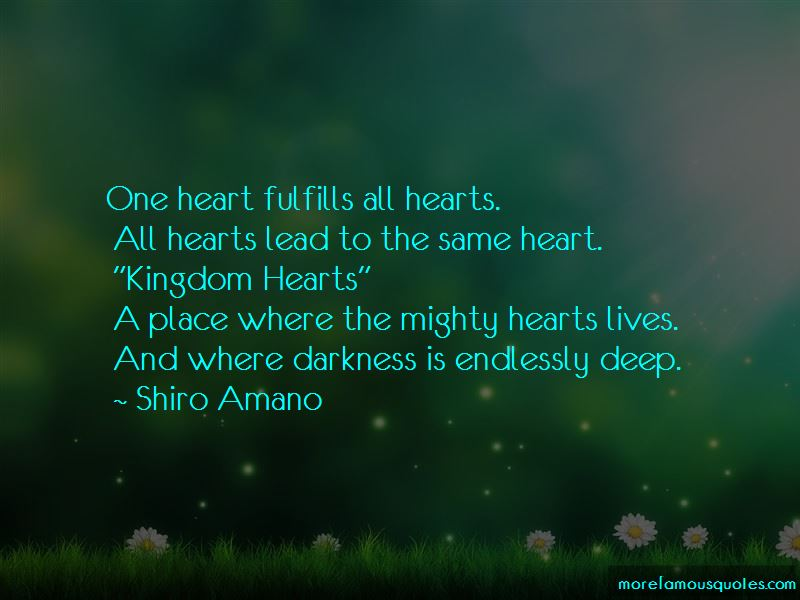 Kingdom Hearts 60 Quotes Top 60 Quotes About Kingdom Hearts 60 From Awesome Kingdom Hearts Quotes