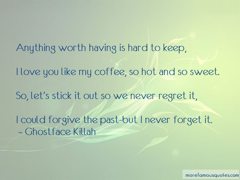 Love You Like Coffee Quotes Pictures 3