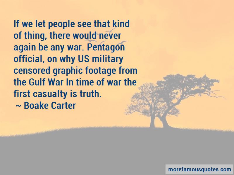 Military Casualty Quotes