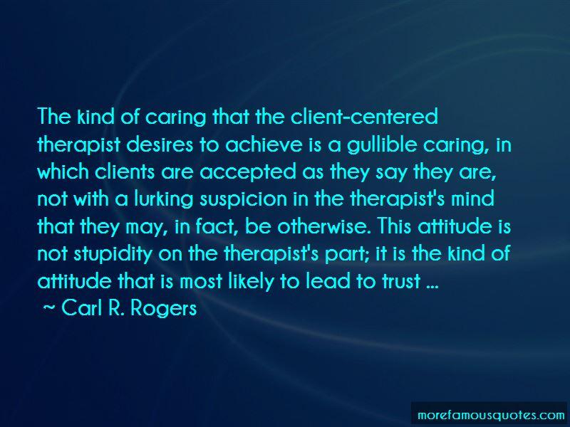 Not Caring Attitude Quotes