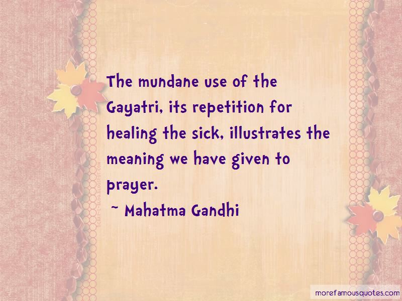 Prayer Healing Sick Quotes: top 2 quotes about Prayer ...