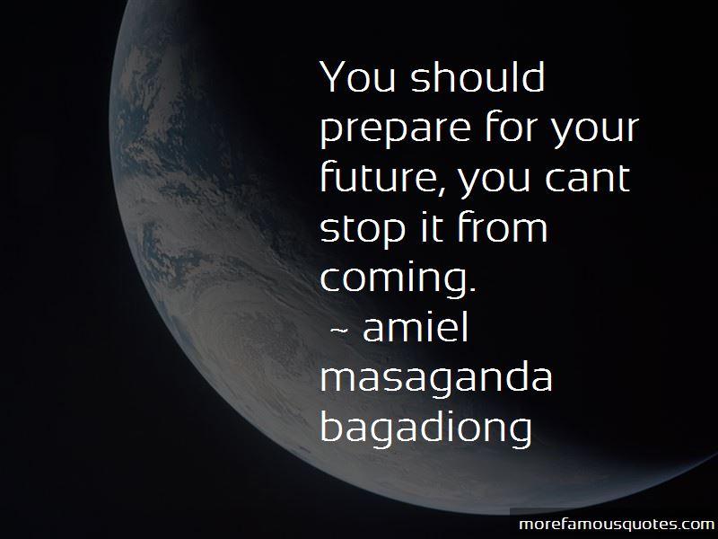 Prepare For Your Future Quotes