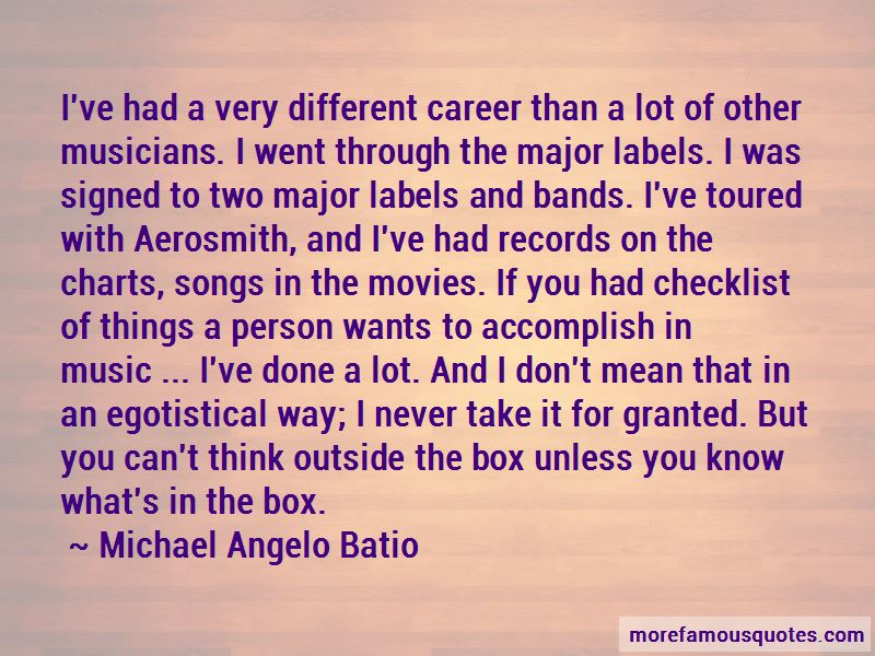 Quotes About Aerosmith