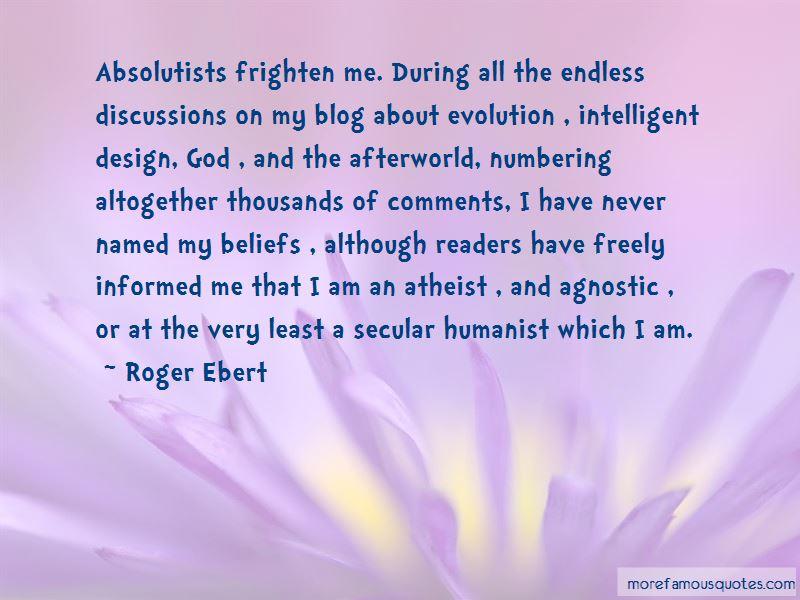 Quotes About Agnostic Beliefs